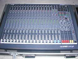 SOUNDCRAFT 「SPILIT LIVE4 Mk.II-16」