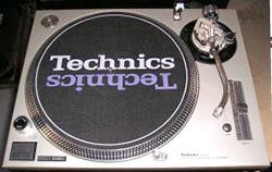 Technics 「SL1200MK3D」